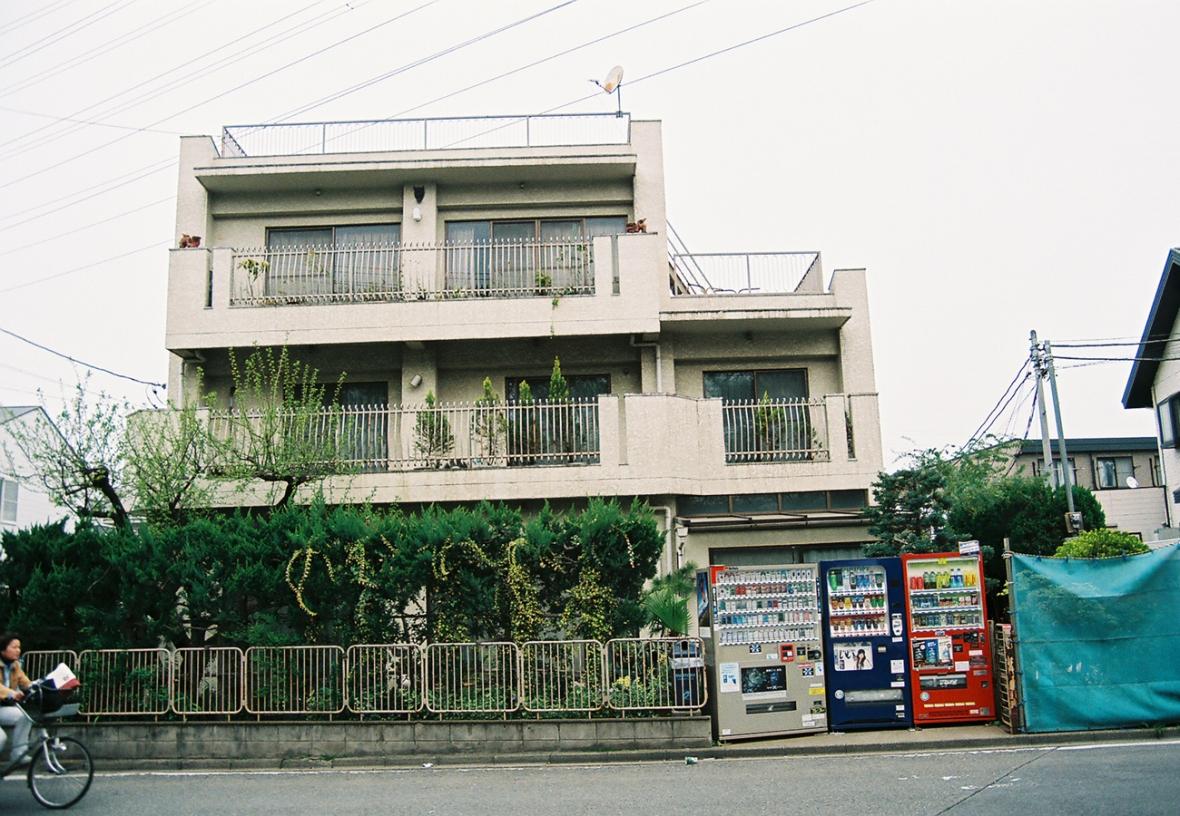 apartment_Japan