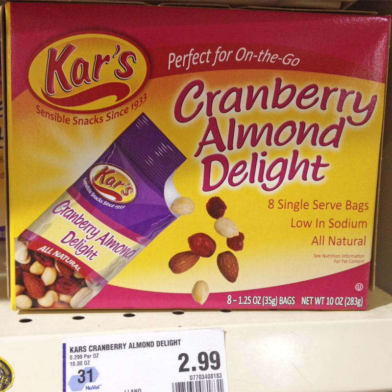 Kars Cranberry Almond delight