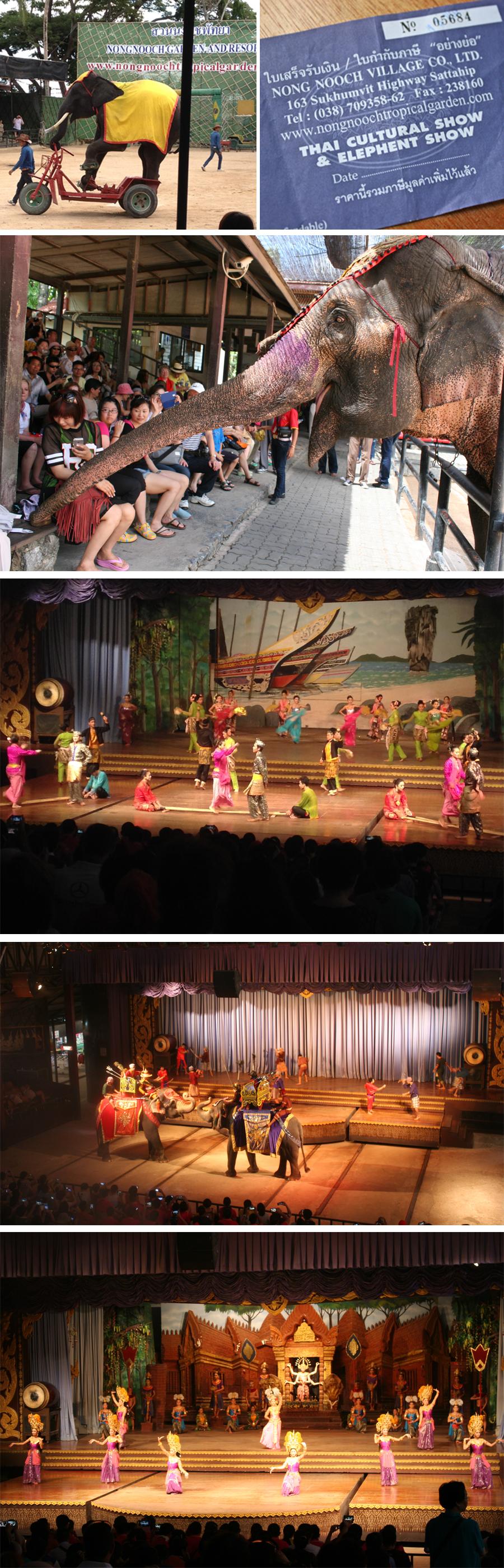 Nong Nooch Cultural show