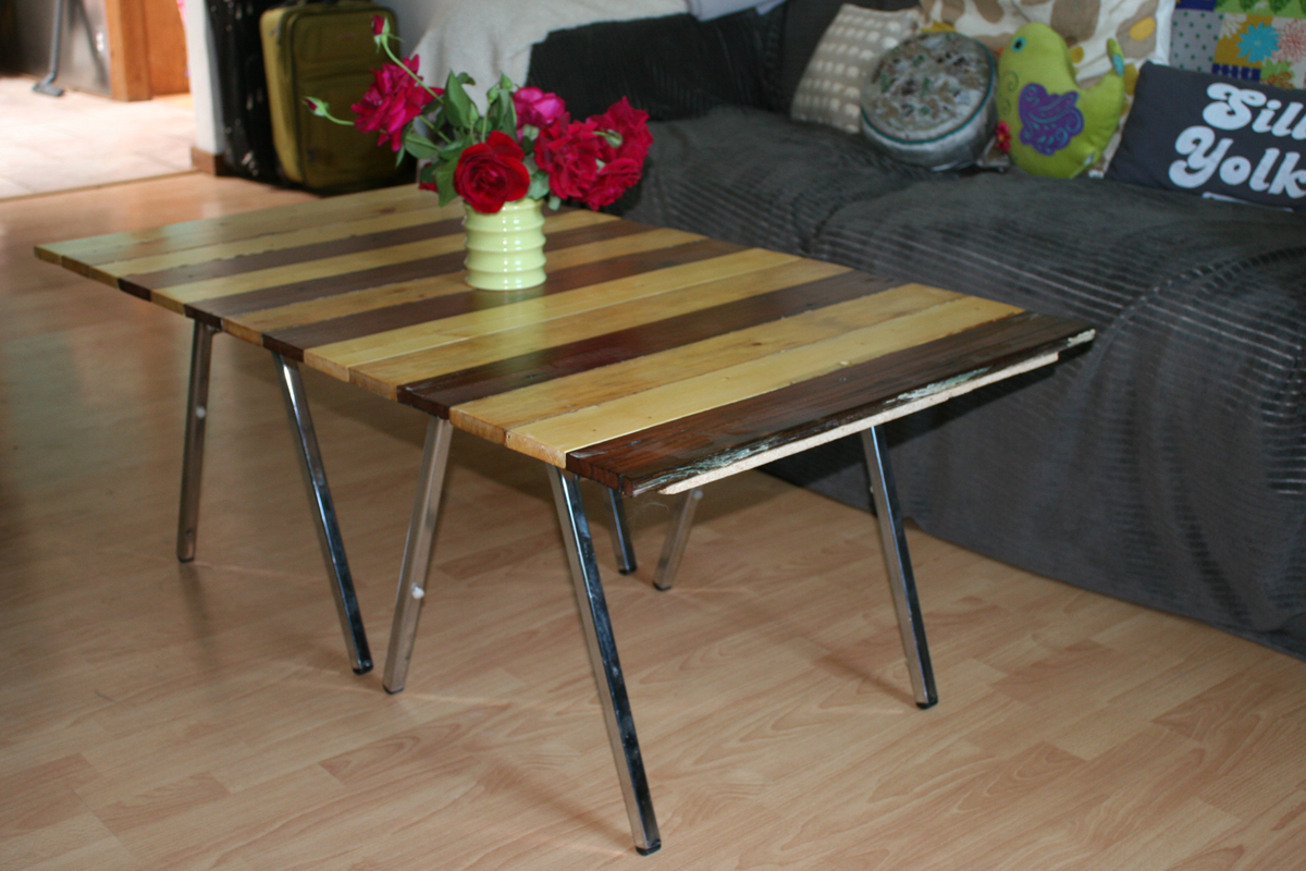 Coffee Table Story Or Easy DIY Coffee Table Kineticheart