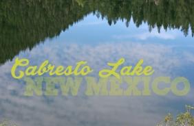 Cabresto Lake NM