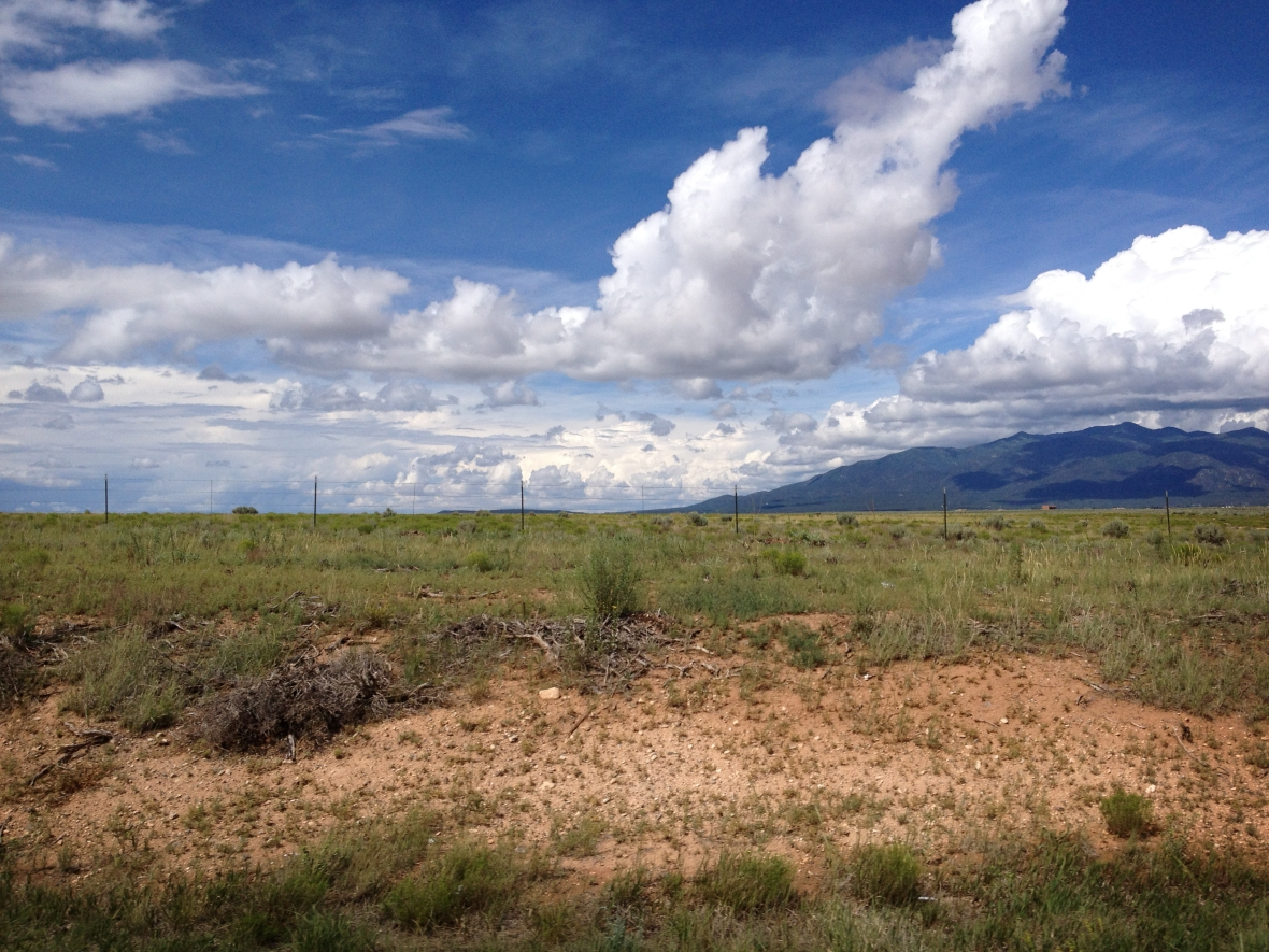 Taos Clouds