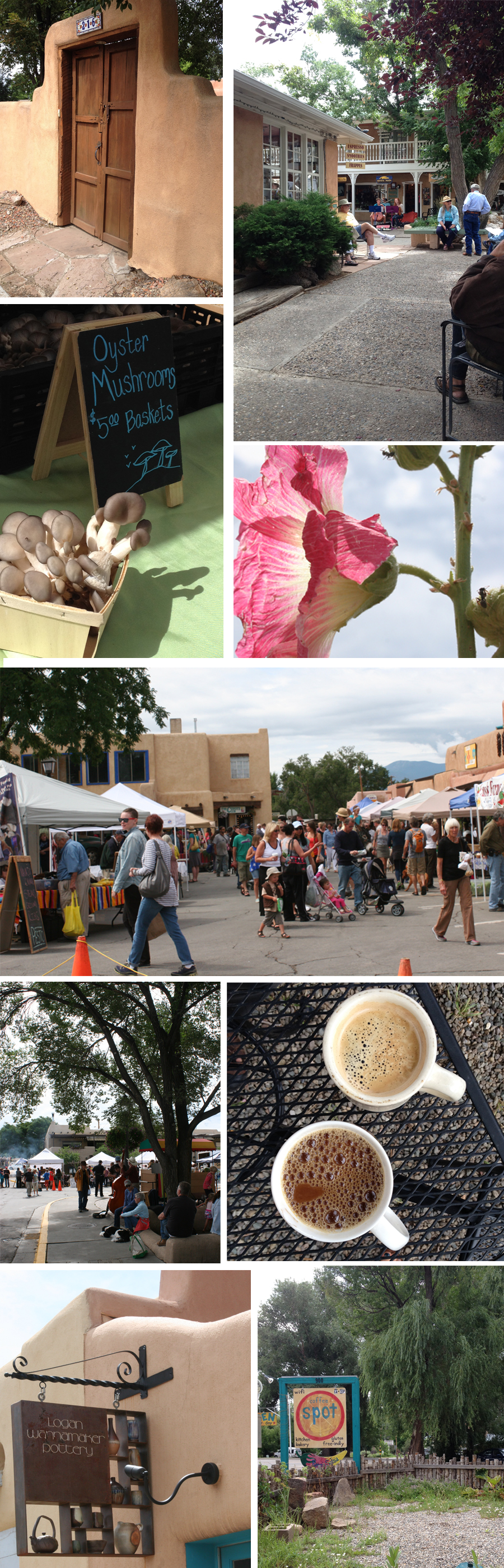 Taos New Mexico Farmers Market