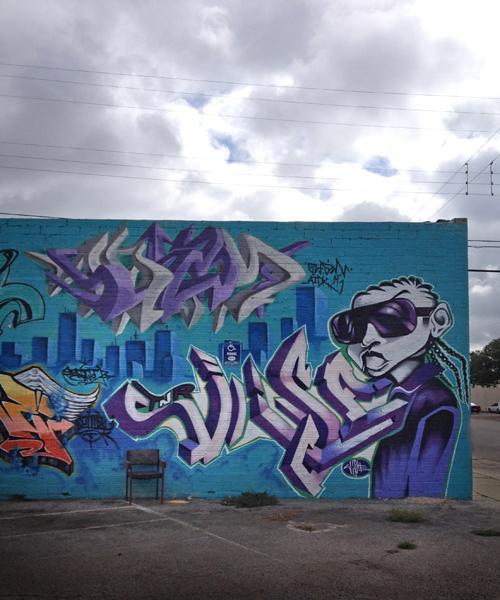 Amarillo Grafitti