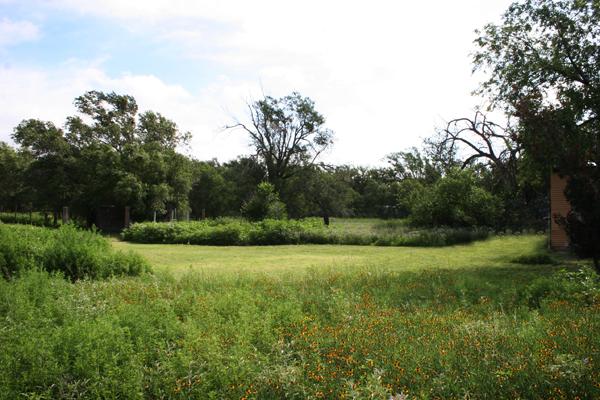 Texas Panhandle landscape