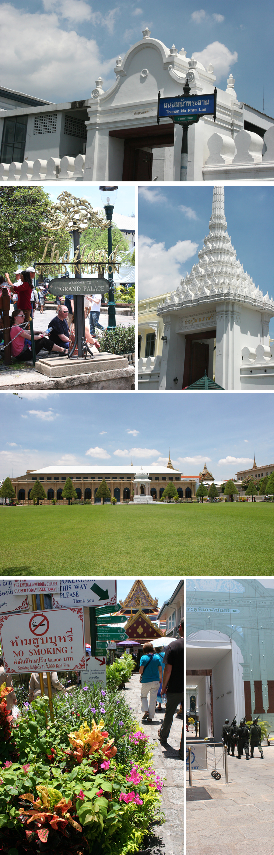 Grand temple Bangkok 2