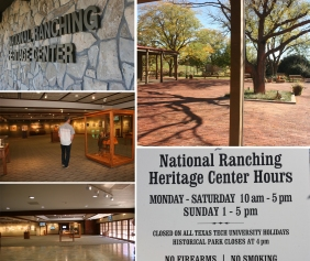 National Ranching Heritage Center Lubbock Texas