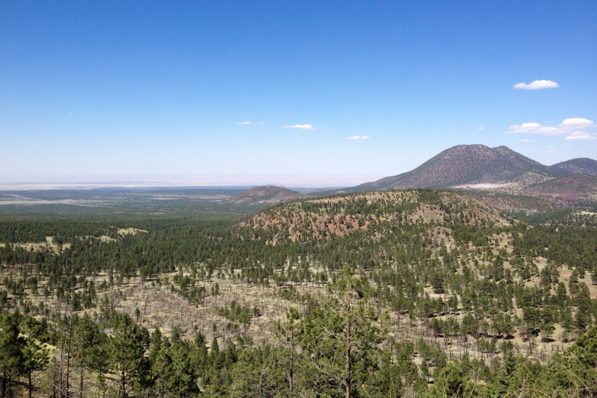 Flagstaff overlook