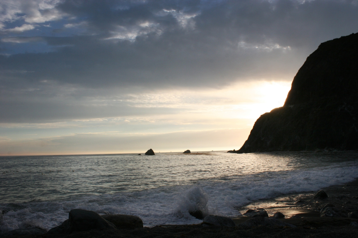 Limekiln_Creek_Campground_BigSur_California_Beach_Sunset2