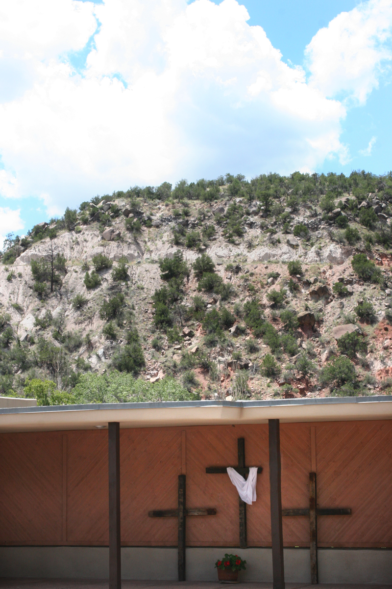 Mary Mother Of Priests Jemez Springs mountains