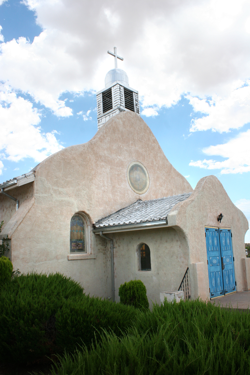 San Ysidro Catholic Church Jemez