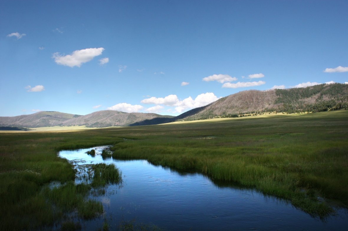 Valle Caldera New Mexico