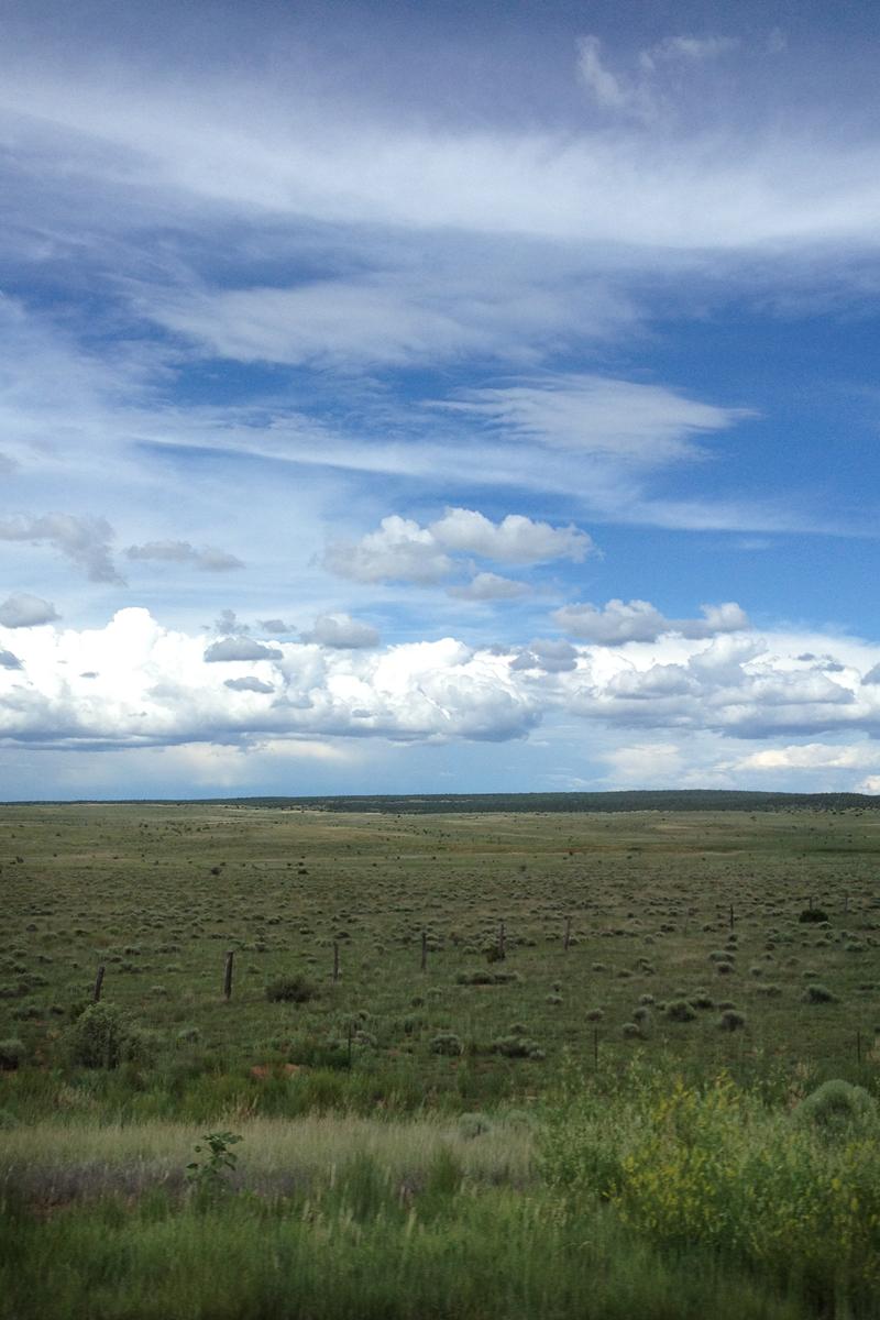 New Mexico road travel
