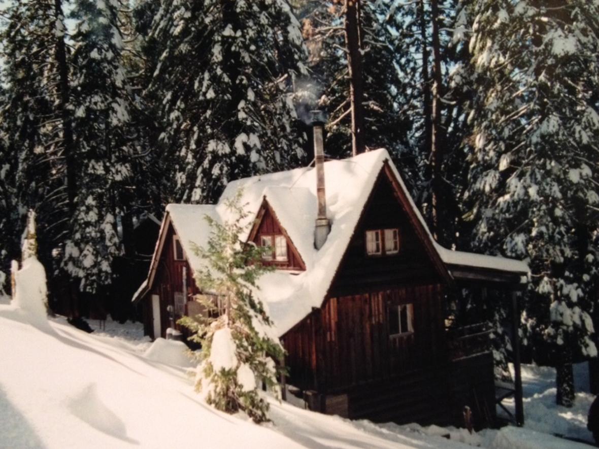 Shaver Lake Cabin 2002