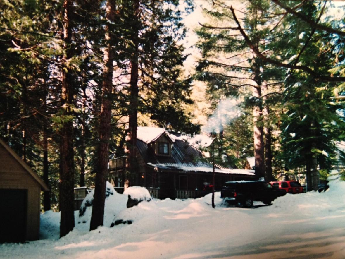 Shaver Lake House 2001