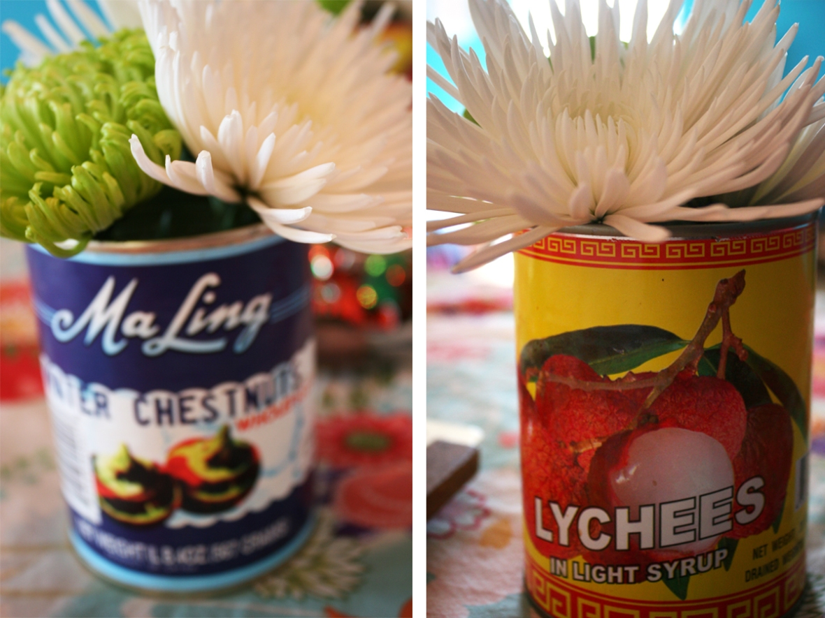 Inexpensive flower vases