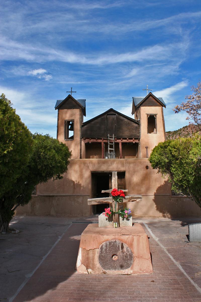 Santuario de Chimayo NM