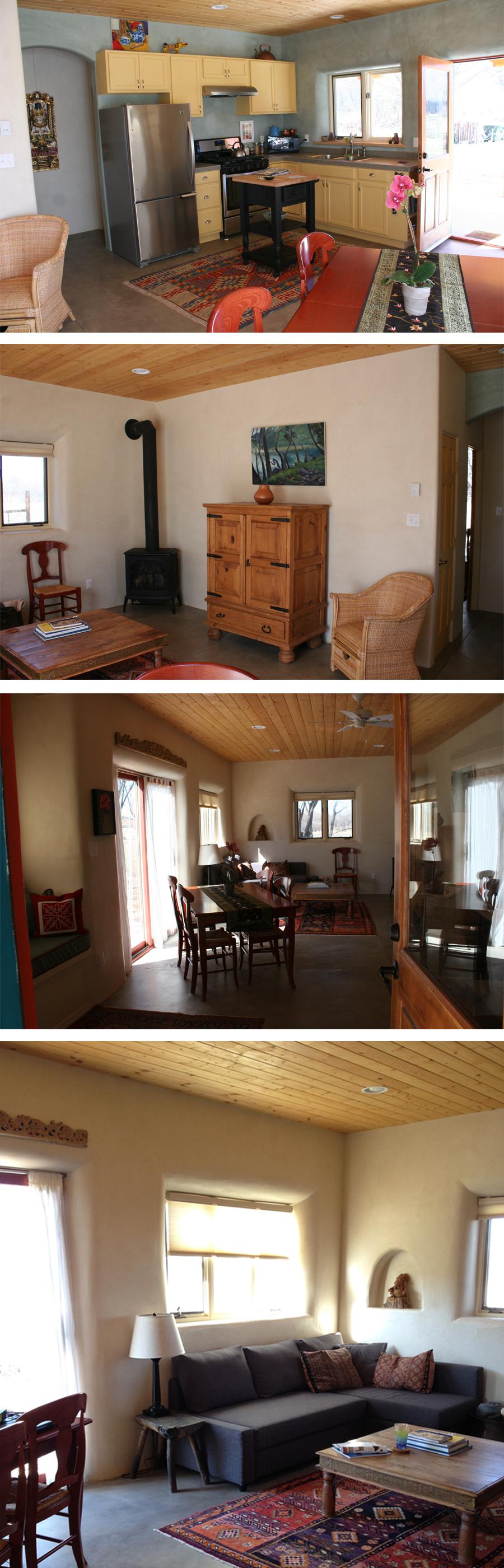 Airbnb NM inside