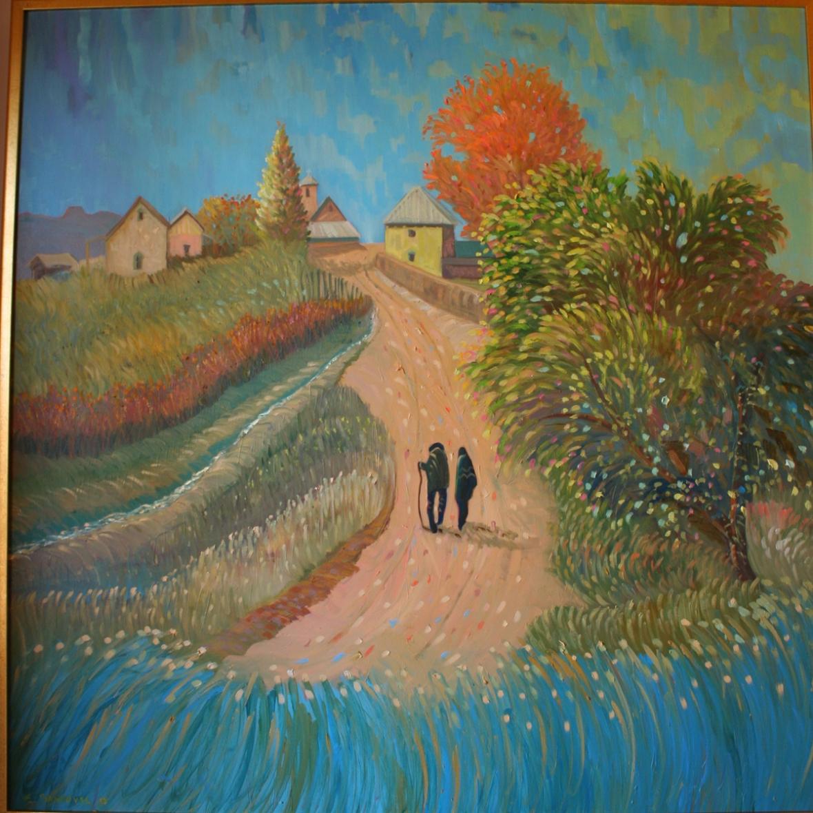 Ed Sandoval NM artist