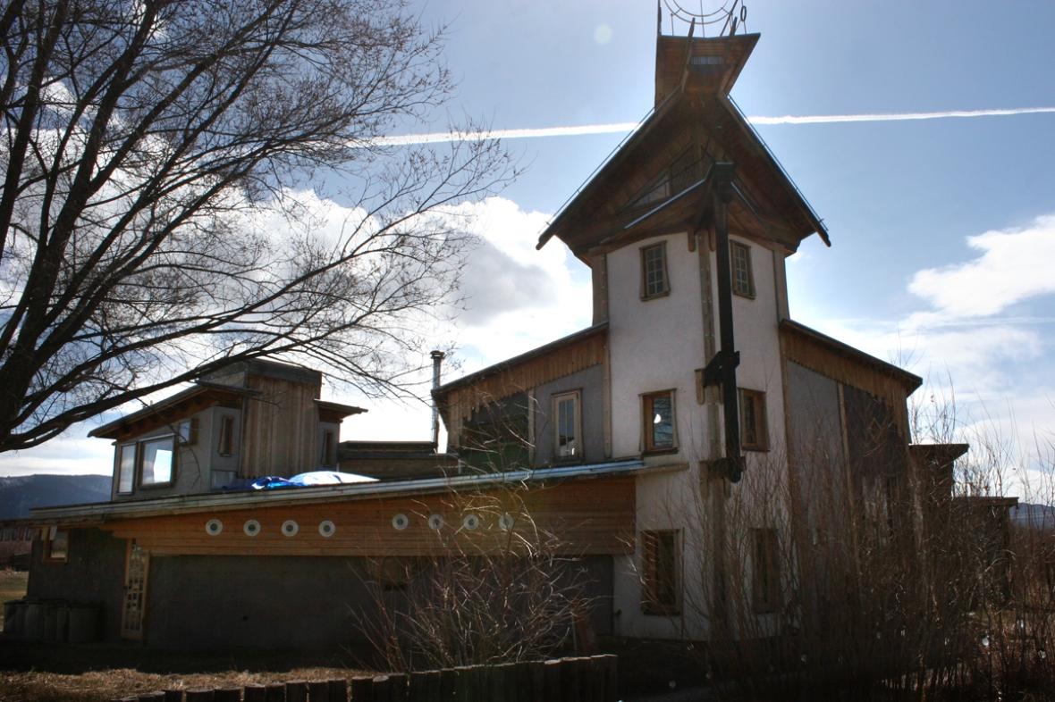 springwild Casita NM Main house