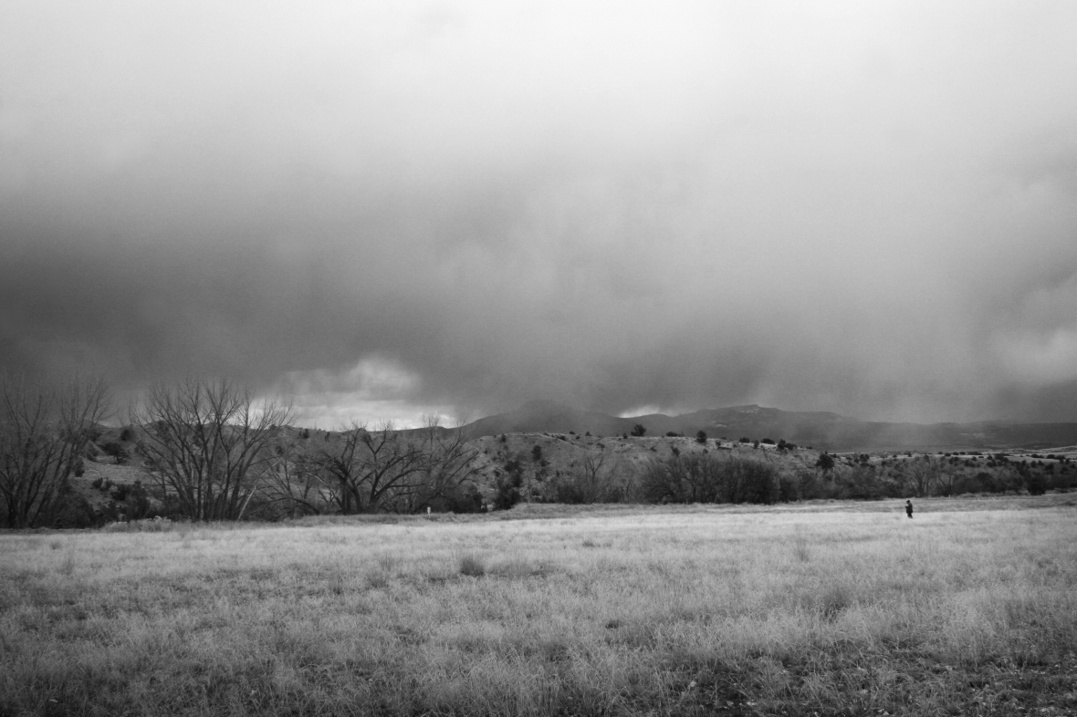 Ghost Ranch clouds