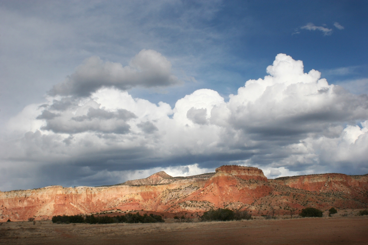 ghost ranch entrance