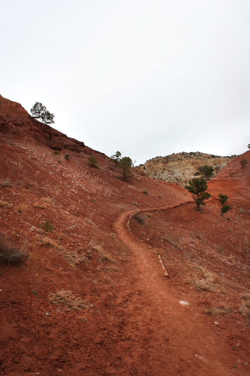 Ghost ranch hike 4