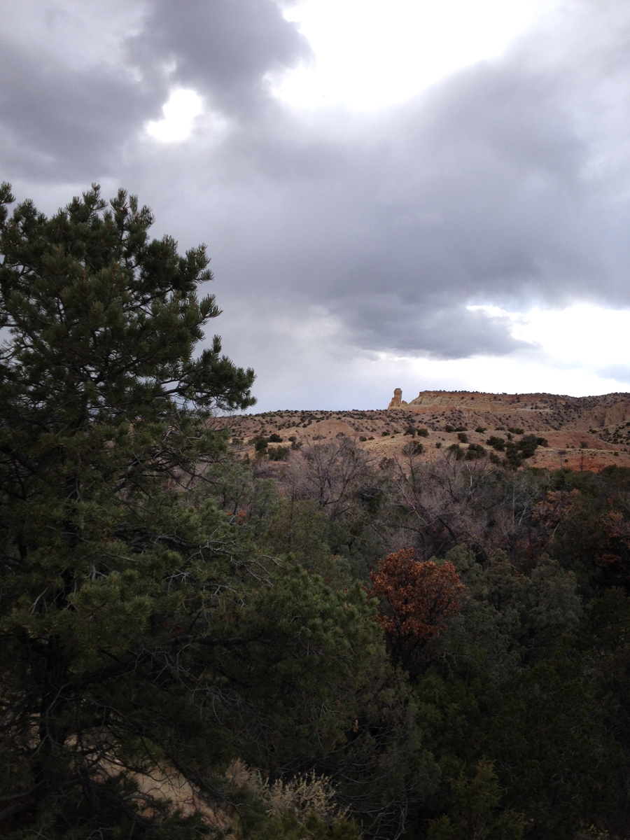 Ghost ranch hike 5