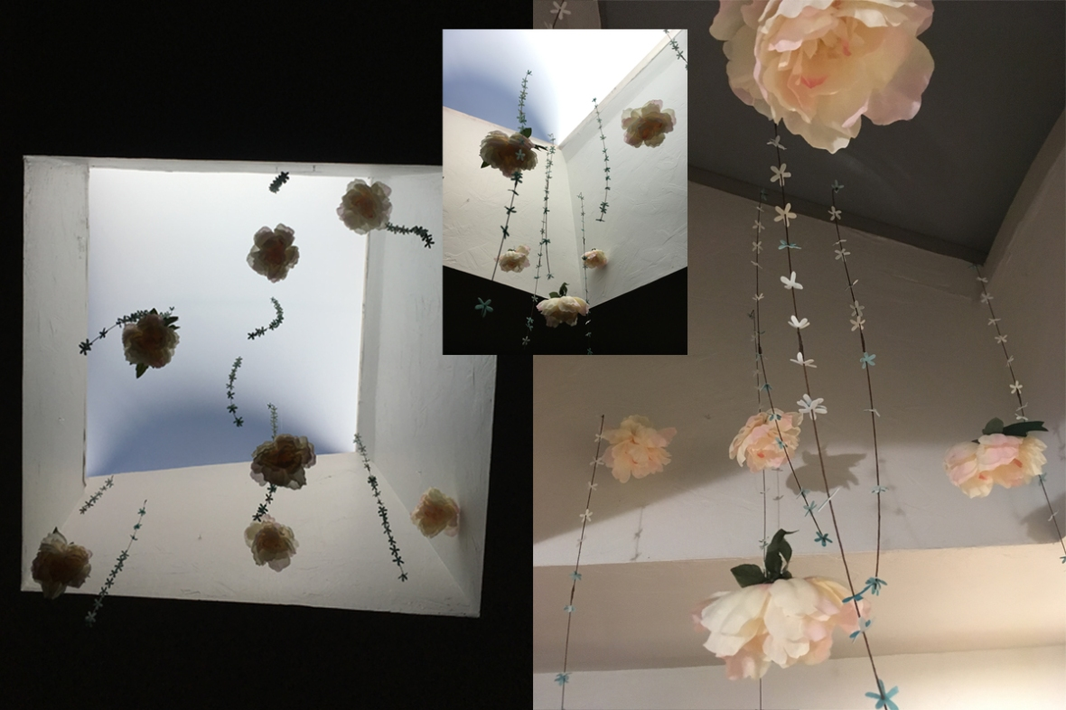hanging-flowers