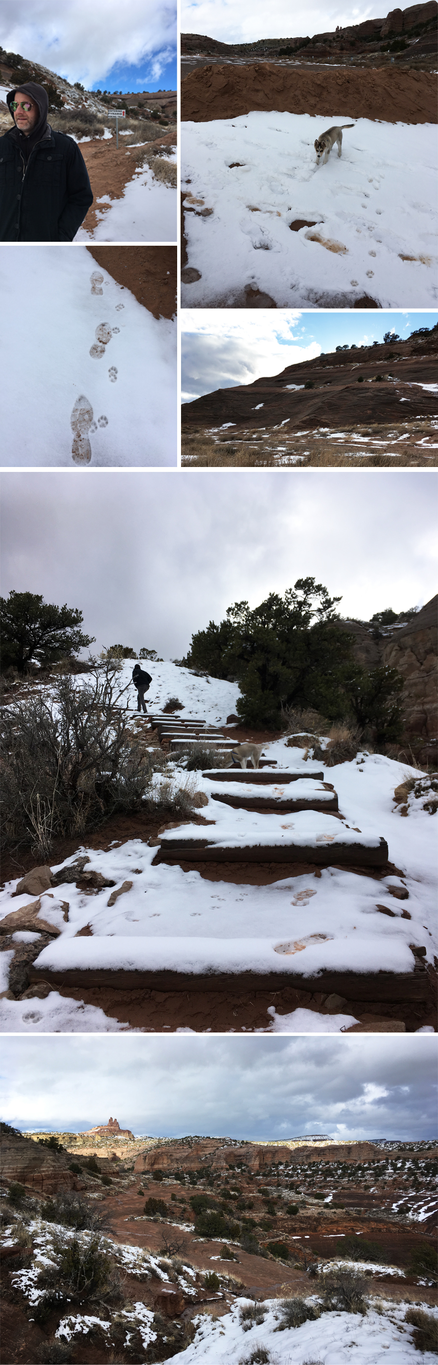 Pyramid Hiking Trail_New Mexico