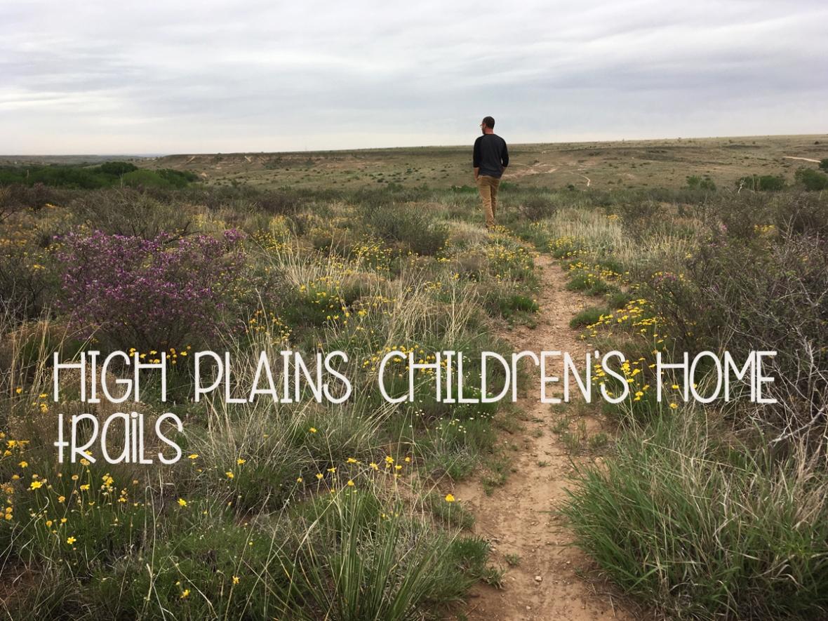 Amarillo Childrens Home trails 1