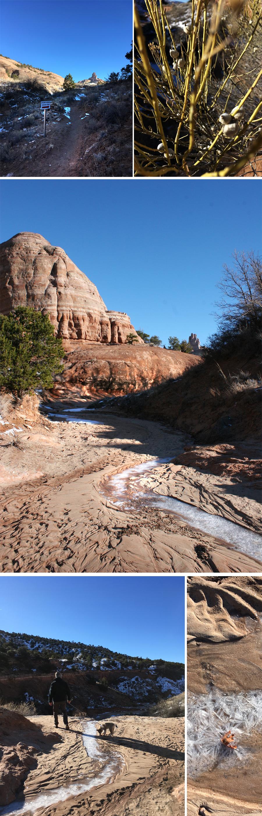 church rock trail NM 2