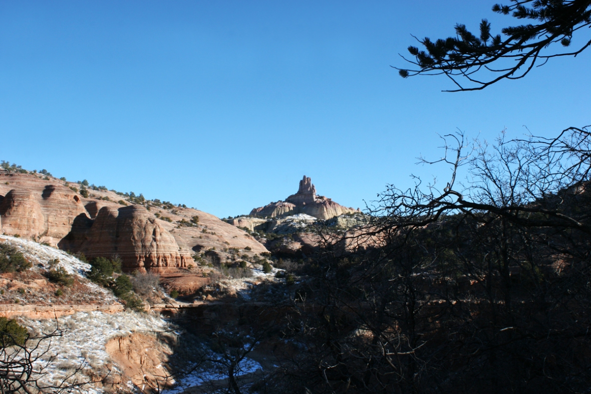 church rock view