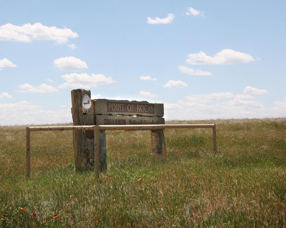 Point of Rocks Kansas