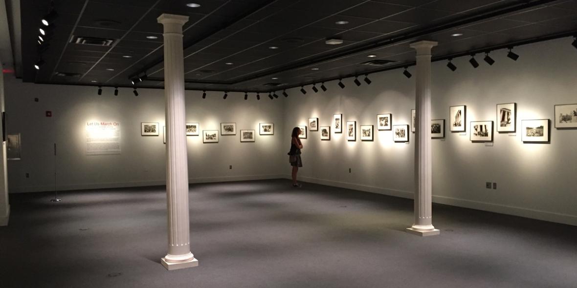 Freidlander exhibit