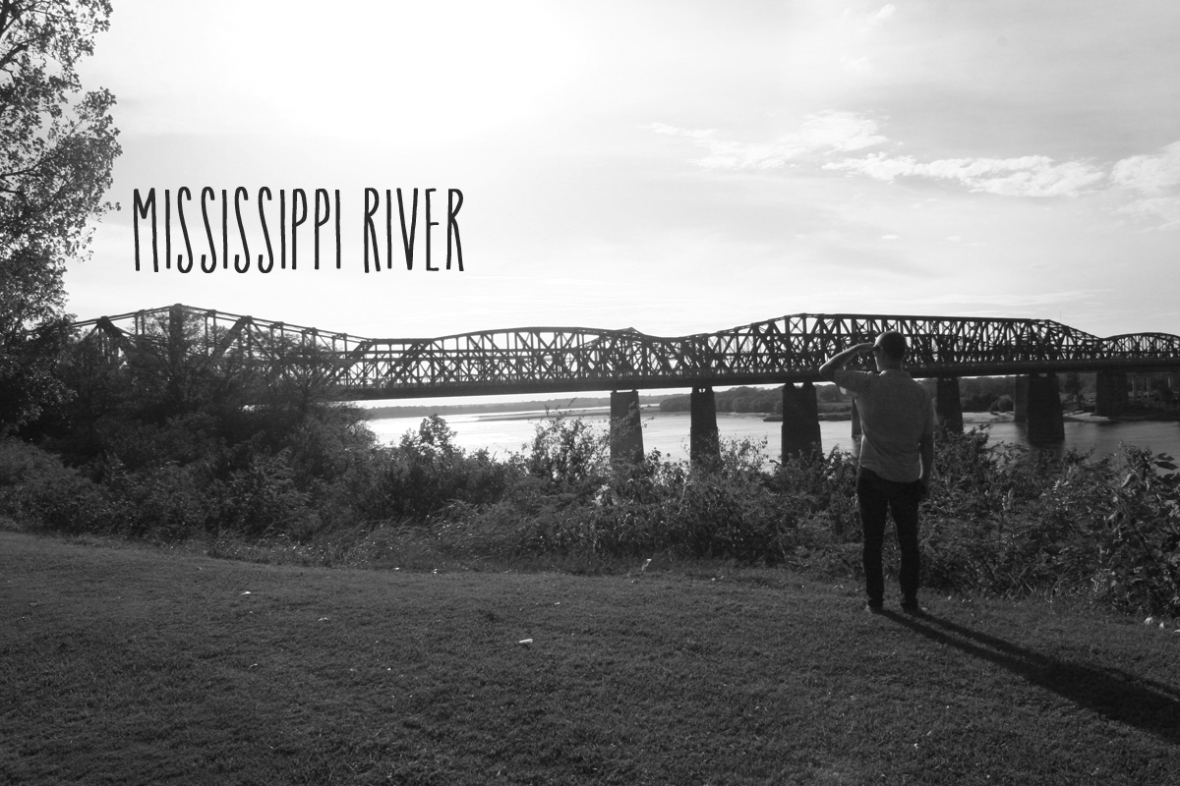 Mississippi River intro