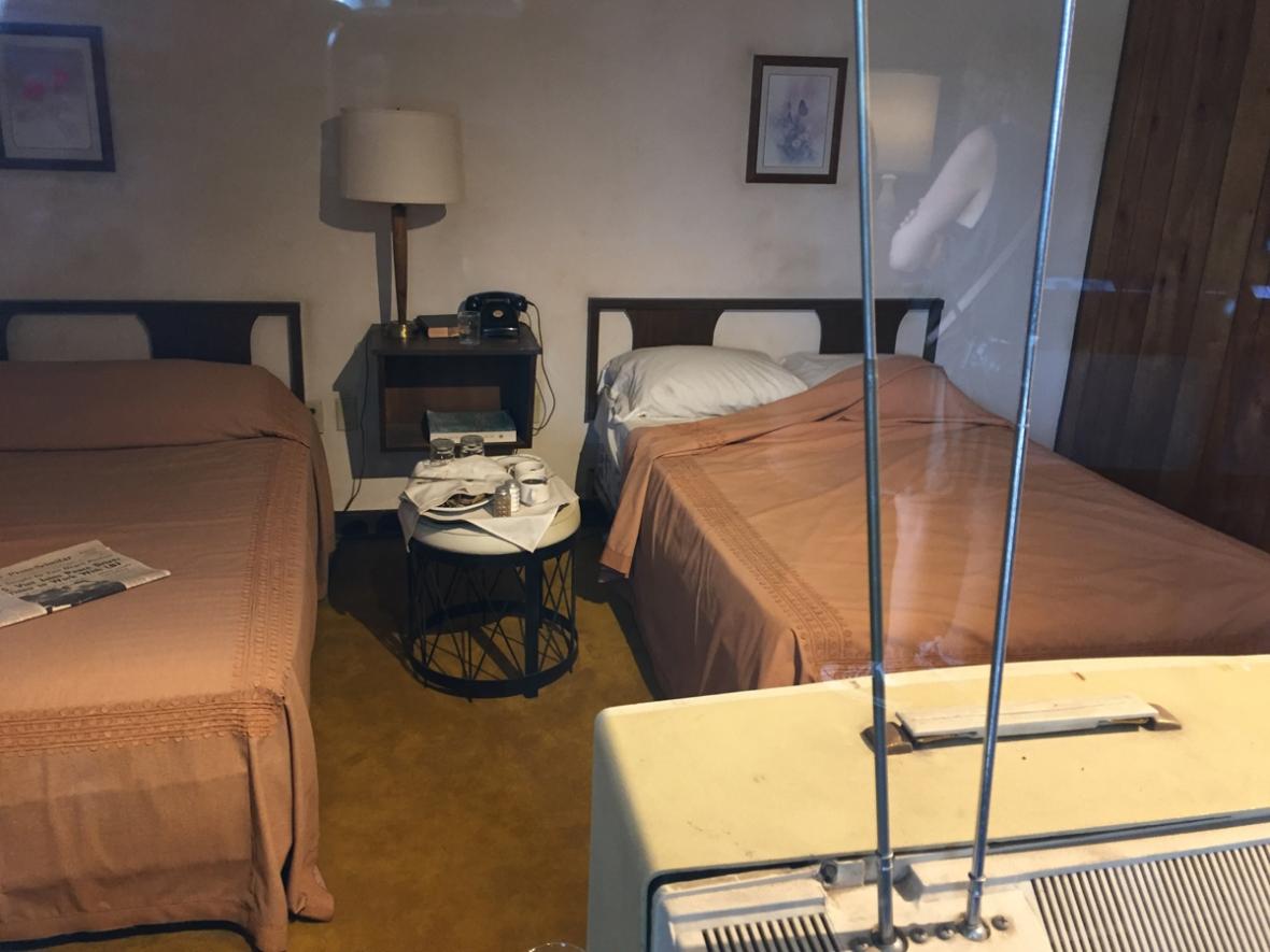 mlkj hotel room