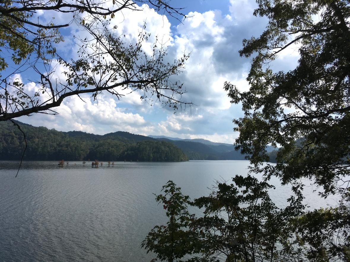 lake ocoee